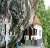 Manastiri din Judetul Valcea - Schitul Panomie